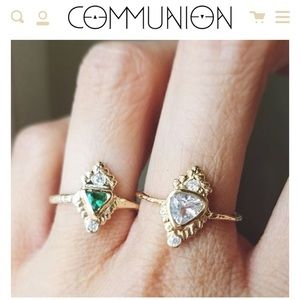 Communion by Joy Ring